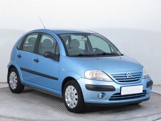 Citroën C3 1.4 HDi 50kW hatchback nafta