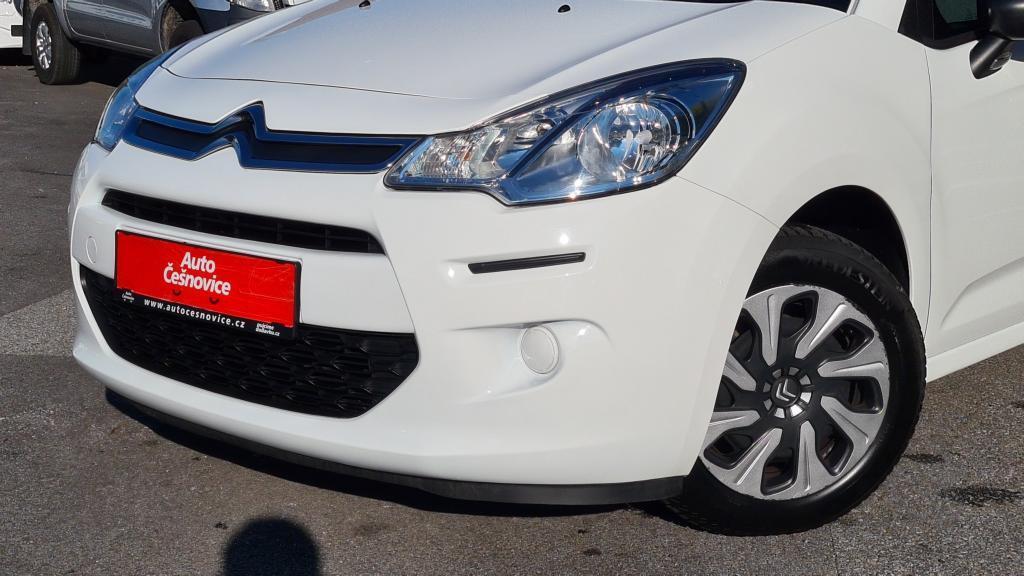 Citroën C3 1,0i 50 Kw Klimatizace hatchback