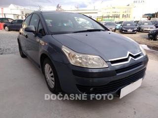 Citroën C4 1.4, ČR hatchback benzin