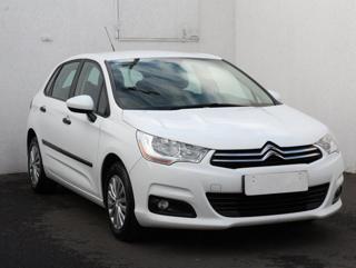 Citroën C4 1.4i, ČR hatchback benzin