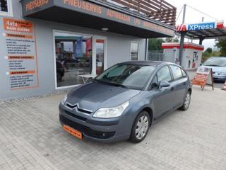 Citroën C4 1.6 HDI KLIMATIZACE hatchback nafta