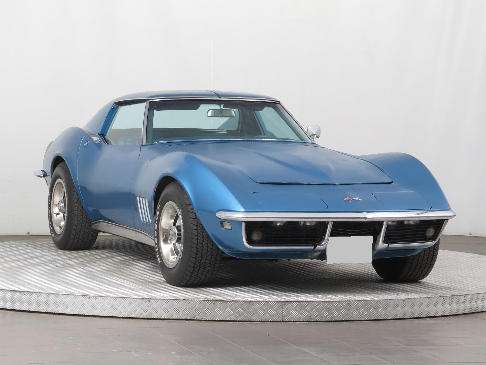 Chevrolet Corvette 5.4 V8 224kW kupé benzin