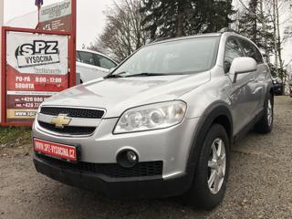 Chevrolet Captiva 2.0CDT 1.Majitel, Odpočet DPH kombi
