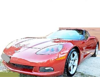 Chevrolet Corvette 6 manual targa kupé