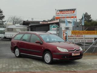 Citroën C5 1.6 HDi 16V kombi nafta