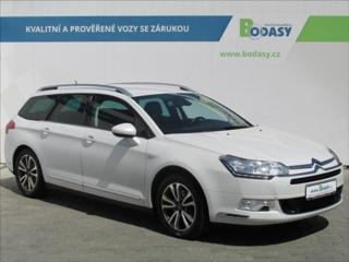 Citroën C5 2,0 BlueHDi HYDRO NAVI KŮŽE ČR kombi nafta