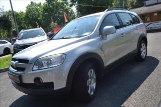 Chevrolet Captiva 2,4 i  4x4  7 Míst 85000km kombi benzin