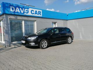Citroën C5 2,0 HDI Automat Exclusive CZ kombi nafta