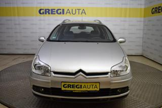 Citroën C5 2,0i PR. SERVIS CITROEN,TOP STAV kombi