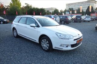 Citroën C5 2,0 HDi, ČR, 1 MAJ., AUTOMAT. kombi nafta