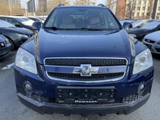 Chevrolet Captiva 110kw+7.mist 4x4 TOP !!! MPV