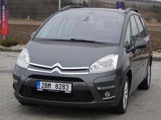 Citroën C4 Picasso 1.6 HDI Grand, ZÁRUKA 36 MĚS MPV