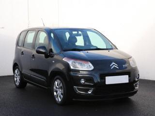 Citroën C3 Picasso 1.2 PT, 1.maj, Serv.kniha, ČR MPV benzin