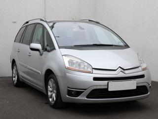 Citroën C4 Picasso 1.6 VTi, Serv.kniha, ČR MPV benzin