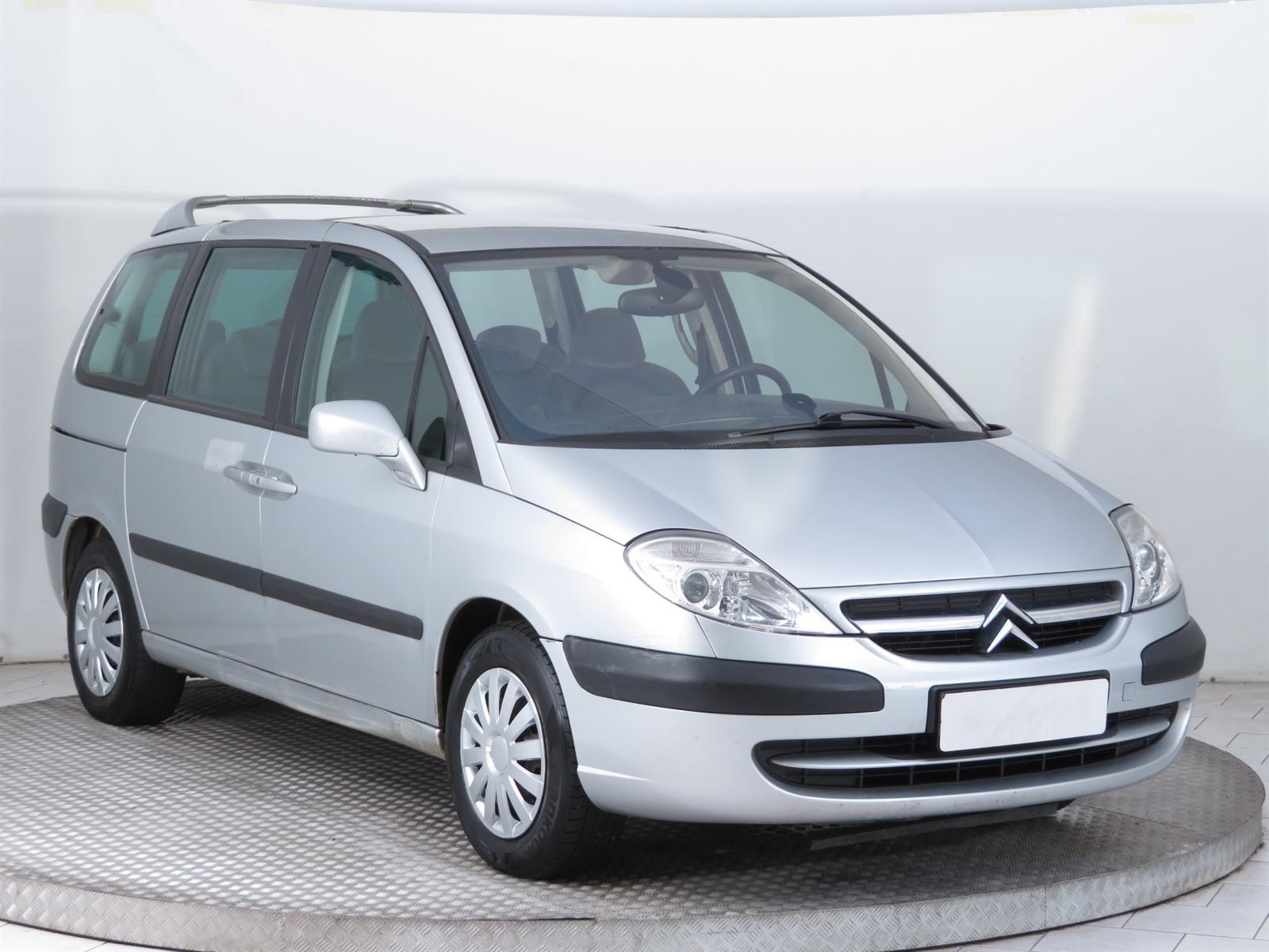 Citroën C8 2.0 16V 103kW MPV benzin