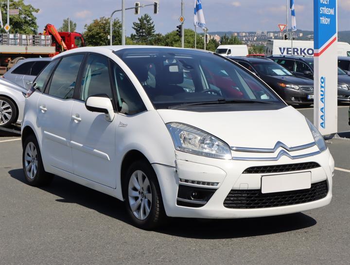 Citroën C4 Picasso 1.6 HDi 66kW MPV nafta