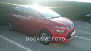 Citroën C4 Picasso 1.6HDi, Serv.kniha, ČR MPV nafta