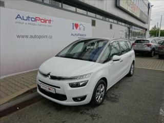Citroën C4 Picasso 1,6 D Intens NAVI 7míst TAŽNÉ MPV nafta