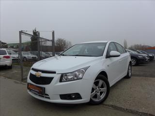 Chevrolet Cruze 1,6 i 16v, 91kw sedan benzin