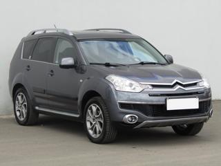Citroën C-Crosser 2.4 i, 1.maj, Serv.kniha, ČR SUV benzin