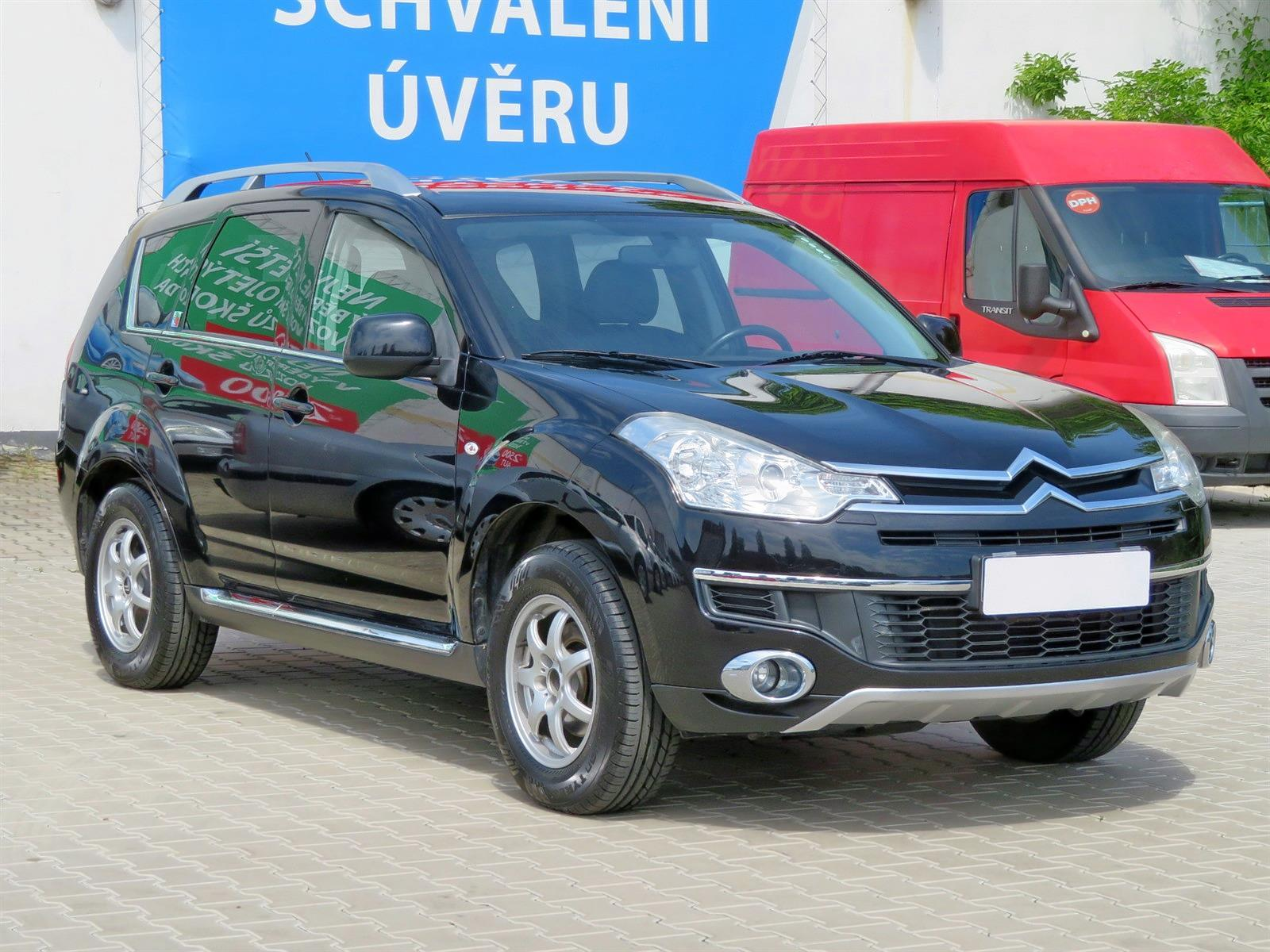 Citroën C-Crosser 2.2 HDI 115kW SUV nafta