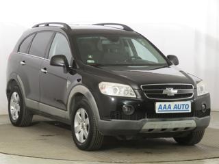Chevrolet Captiva 2.4 i 100kW SUV benzin