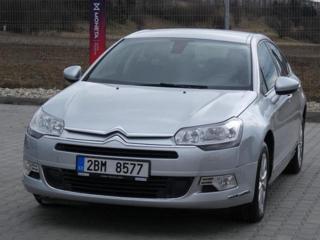 Citroën C5 1.6 HDI, NAVI, ZÁRUKA 36MĚSÍCŮ sedan nafta