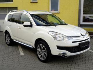 Citroën C-Crosser 2,2 HDi 4wd SERVISKA  EXCLUSIVE SUV nafta
