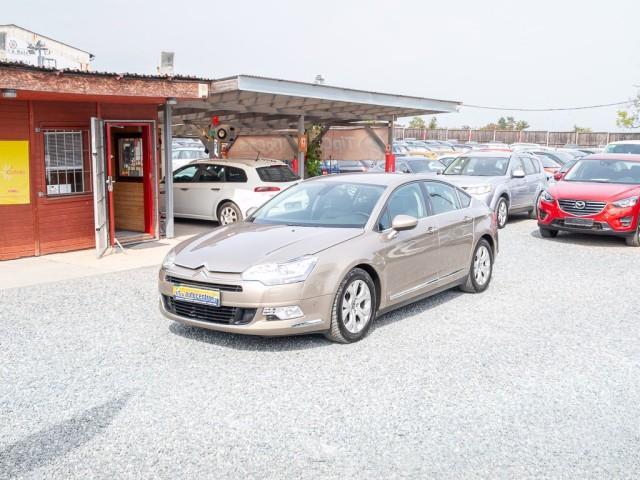 Citroën C5 ČR 2.7HDI V6 – EXCLUSIVE sedan nafta