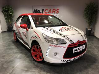 DS Automobiles DS3 1,6   THP 115 kW ACTION RACING hatchback benzin