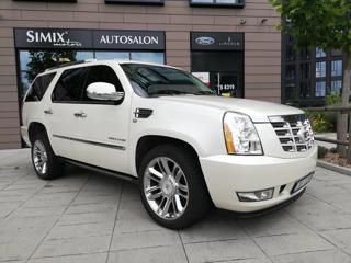 Cadillac Escalade Platinum, TOP SUV