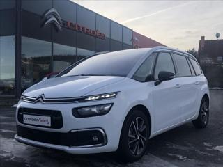Citroën Grand C4 SpaceTourer 2,0 BlueHDi 160 S&S EAT8 SHINE MPV nafta