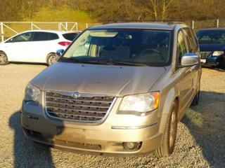 Chrysler Grand Voyager 2.8 CRD Limited MPV nafta