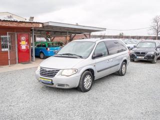 Chrysler Grand Voyager 2.8 CRD MPV nafta