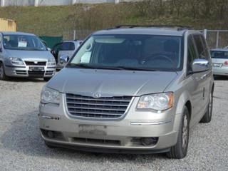 Chrysler Grand Voyager 2.8 CRD Limited MPV nafta