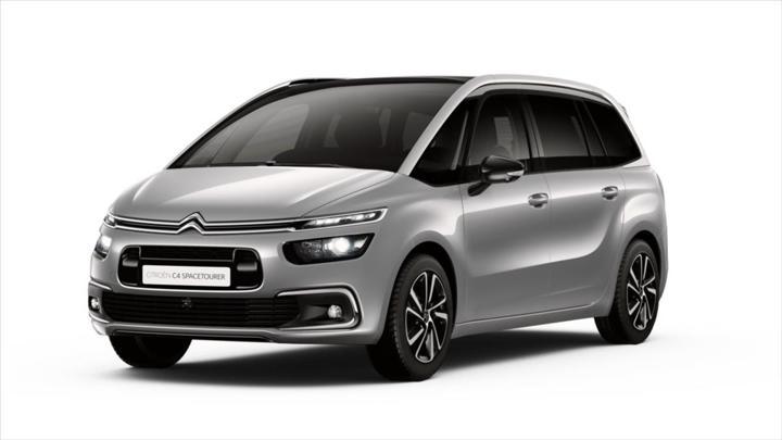 Citroën Grand C4 SpaceTourer 2.0 2.0 BlueHDi 160 EAT8 SHINE MPV nafta