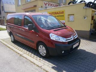 Citroën Jumpy 2.0 HDI 94 KW 6 MÍST KLIMA kombi
