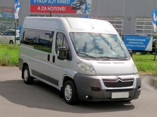 Citroën Jumper 3.0 HDI 130kW minibus nafta