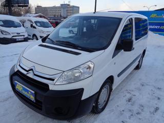 Citroën Jumpy 2.0HDI L1H1 6 MÍST KLIMA SERVISKA užitkové