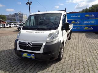 Citroën Jumper 2.2HDI VALNÍK KLIMA valník