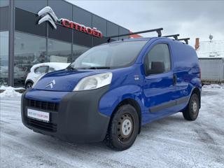 Citroën Nemo 1,4 HDi 50kW Klimatizace DPH skříň nafta