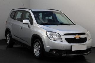 Chevrolet Orlando 1.8i, ČR MPV LPG + benzin
