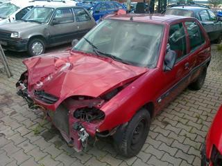 Citroën Saxo 1.5 D42kW díly hatchback