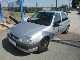 Citroën Saxo 1.1 i hatchback benzin