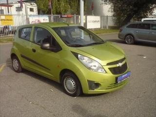 Chevrolet Spark 1,0 1MAJITEL,ČR,KLIMA,10x AIRB kombi benzin