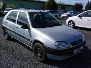 Citroën Saxo 1.1 i liftback benzin