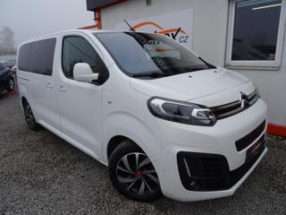 Citroën SpaceTourer 2.0e-HDi,110kW,1majČR, serv.kn,pano MPV