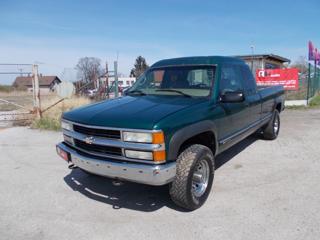Chevrolet Silverado K2500, 140kW, 4X4 pick up