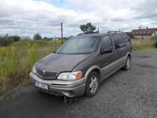 Chevrolet Trans Sport 3.3i+LPG, 138 kW, 7. Míst MPV