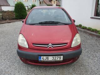 Citroën Xsara Picasso 1.8 i Klima kombi